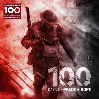 100 days of peace prayers