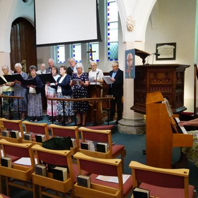 2019-Easter at Blandford-15