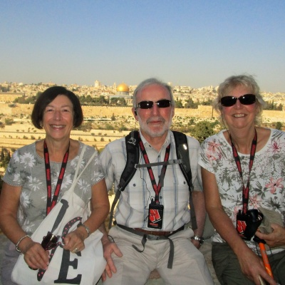 3 at Mount of Olives