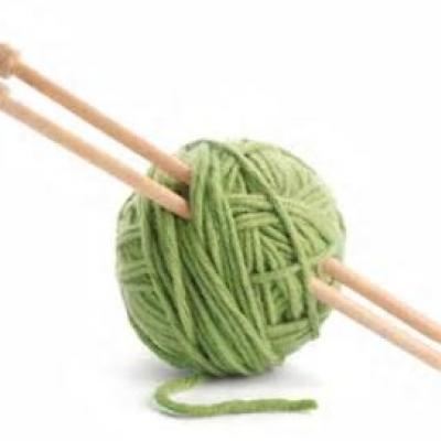 wool and needles
