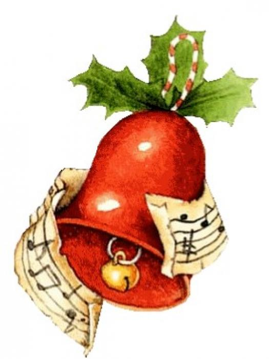 Xmas bell and music